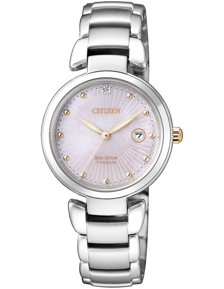 AN8174-58E Ladies Silver Watch image 1