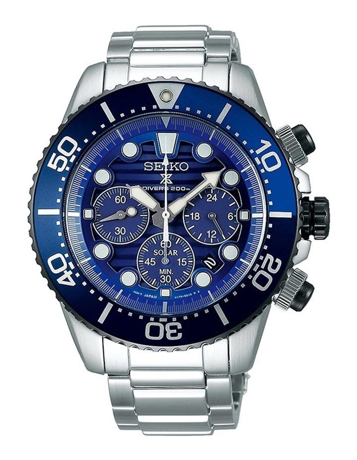 SSC675P Prospex solar chronograph watch image 1