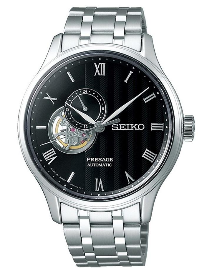 Presage Silver Watch image 1