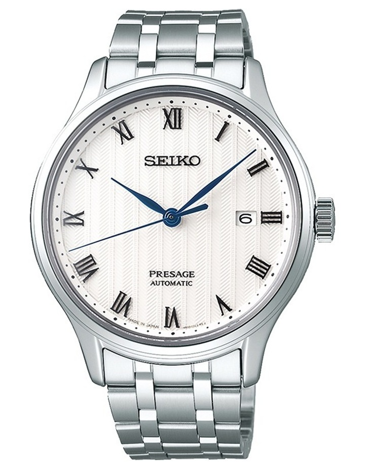 SRPC79J Presage automatic silver Watch image 1