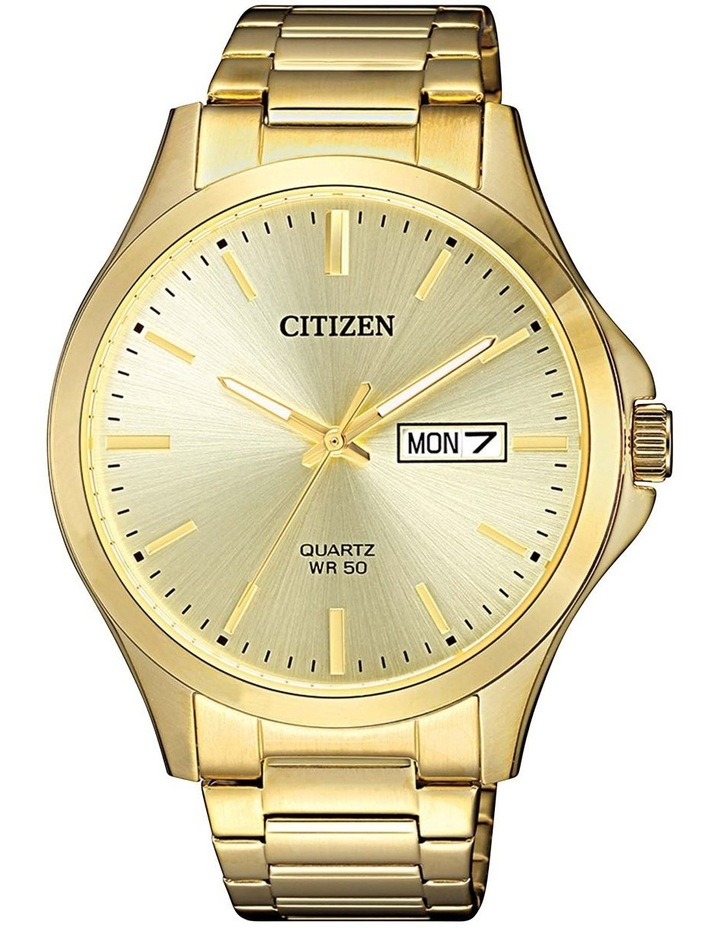 BF2003-84P Dress Gold Watch image 1