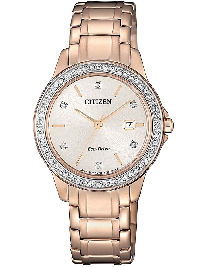 Dress Rose Gold Watch image 1