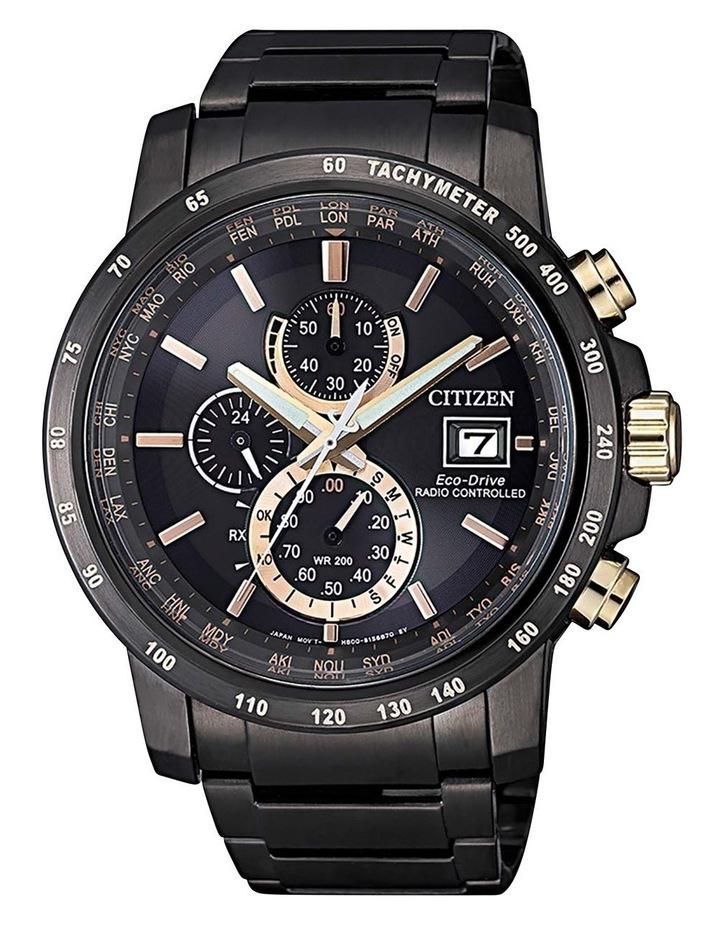 World Time Black Watch image 1