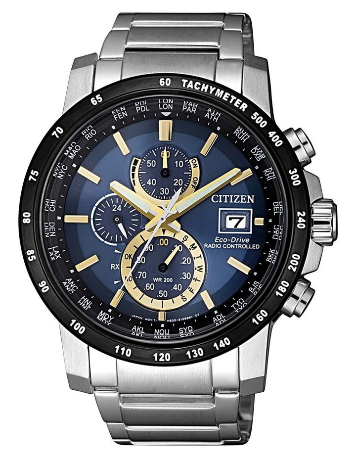 World Time Two Tone Watch image 1