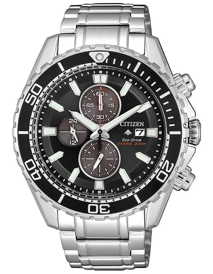 Diver Silver Watch image 1