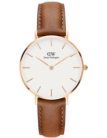 1eefaae17d8 Daniel WellingtonDW00100172 Petite Durham Rose Watch. Daniel Wellington  DW00100172 Petite Durham Rose Watch