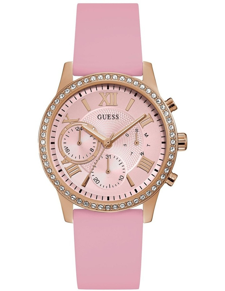Guess W1135L2 Solar Watch image 1