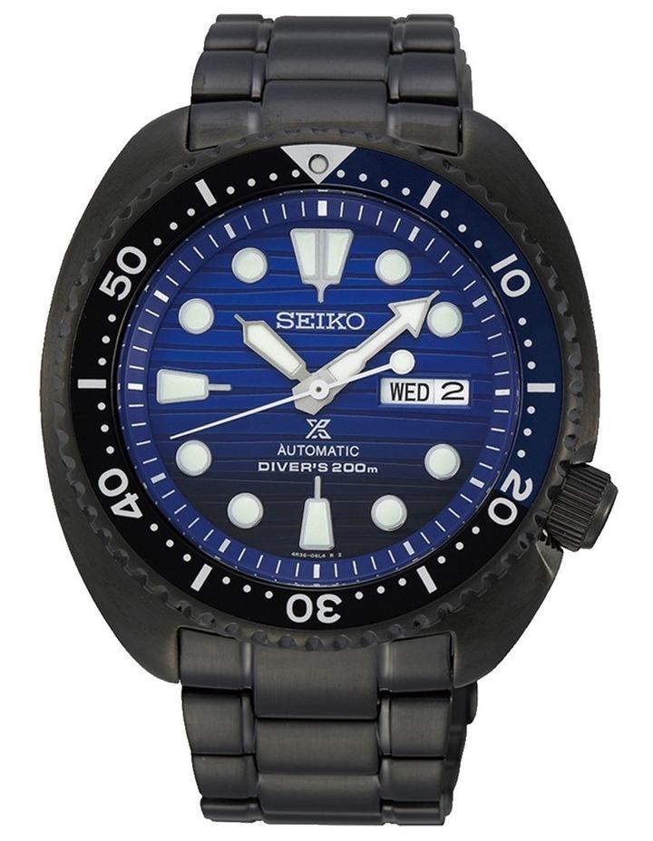 Gents Prospex Auto Divers Black/Blue Watch SEIKO SRPD11K image 1