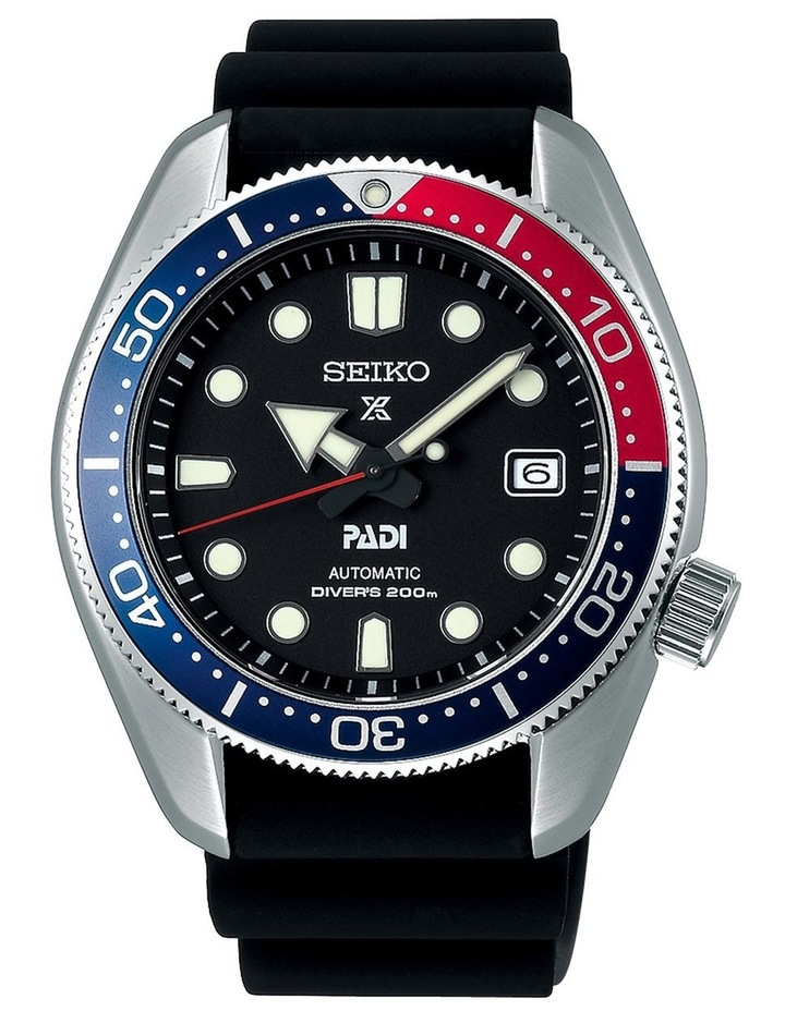 Gents Prospex PADI Automatic Divers Watch SEIKO SPB08J image 1