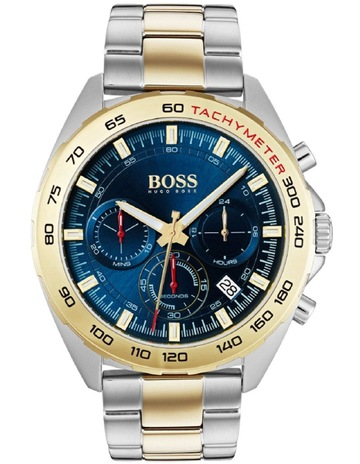 Hugo Boss 1513667 Intensity Blue Watch 42627bee62