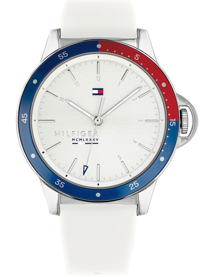 1782029 Ladies Diver White Watch image 1