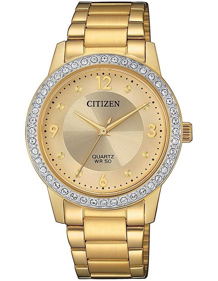 EL3092-86P Quartz Gold Watch image 1