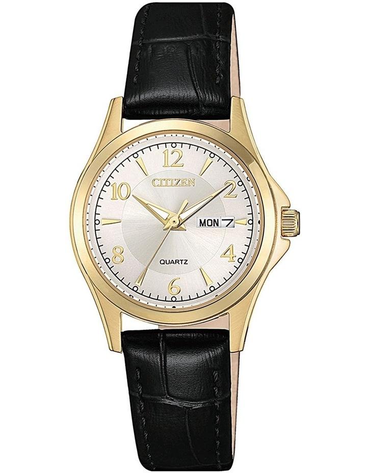 EQ0593-26A Quartz Gold Watch image 1