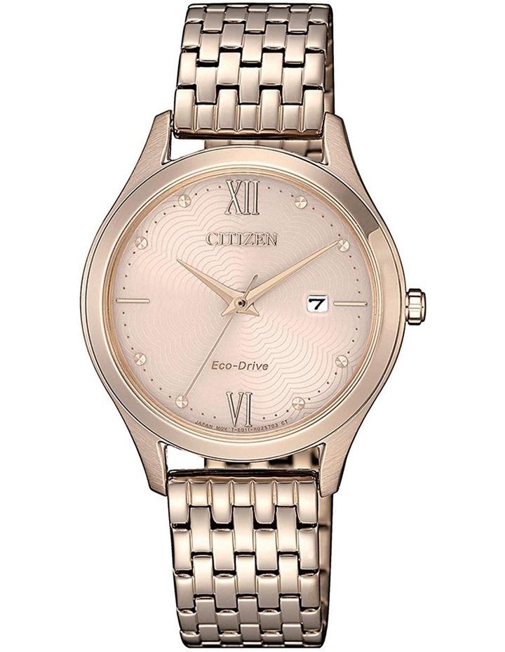 EW2533-89X ECODRIVE Rose Gold  Watch image 1
