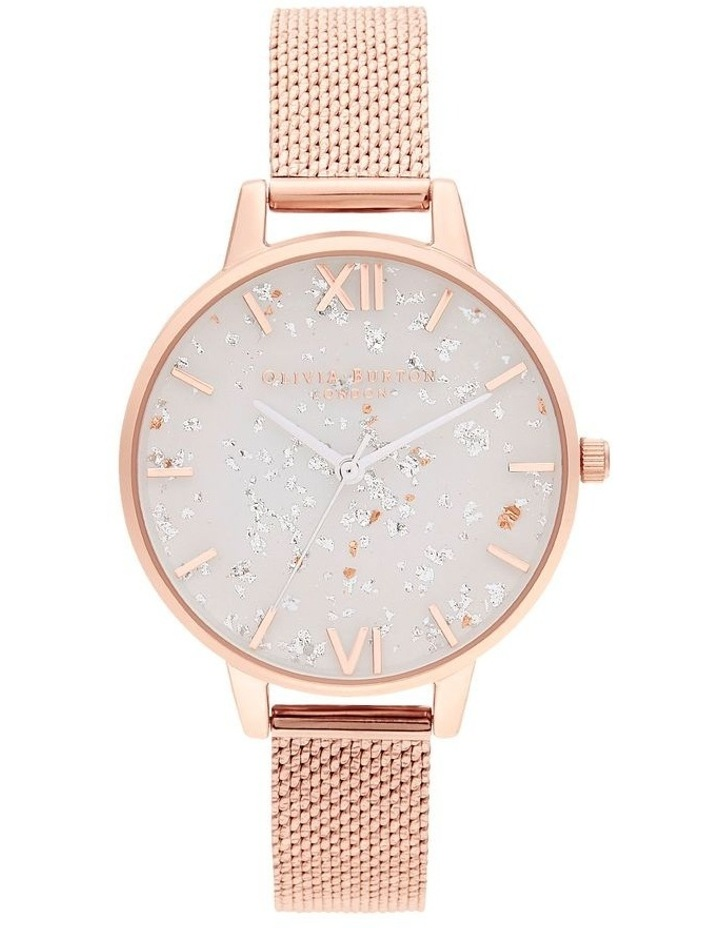 Celestial Rose Gold Watch Ob16Gd35 image 1