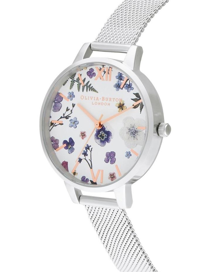 Artisan Silver  & Rose Gold Watch Ob16Ar09 image 2
