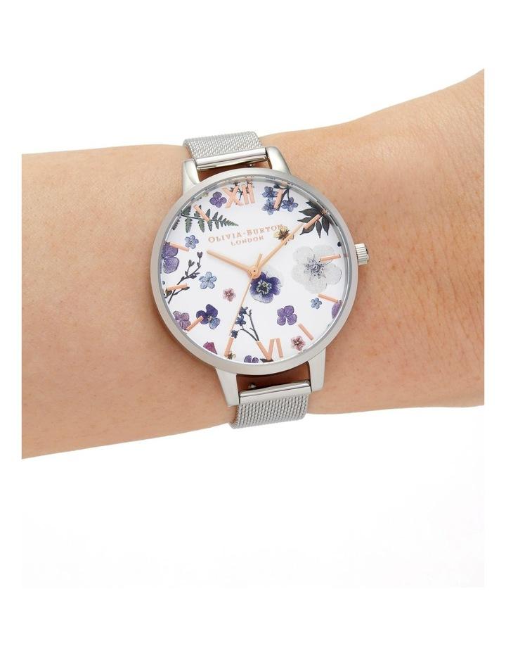 Artisan Silver  & Rose Gold Watch Ob16Ar09 image 4