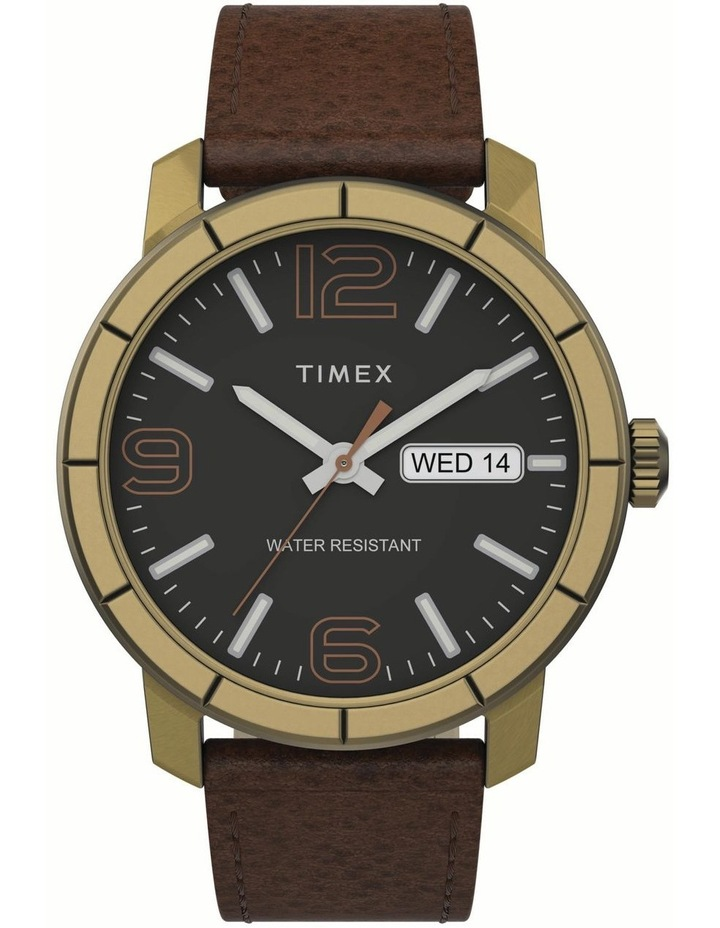 Timex TW2T72700 Mod 44 Brown Watch image 1