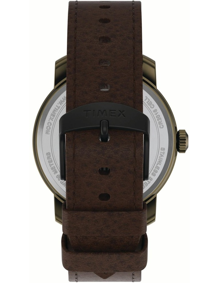 Timex TW2T72700 Mod 44 Brown Watch image 3