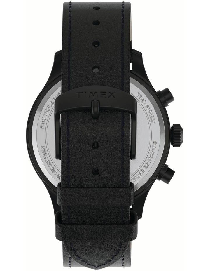 Timex TW2T73000 Black Black Watch image 3