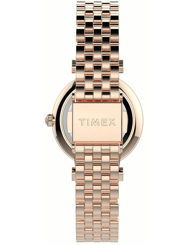 Timex TW2T78800 Dress Rose Watch image 3
