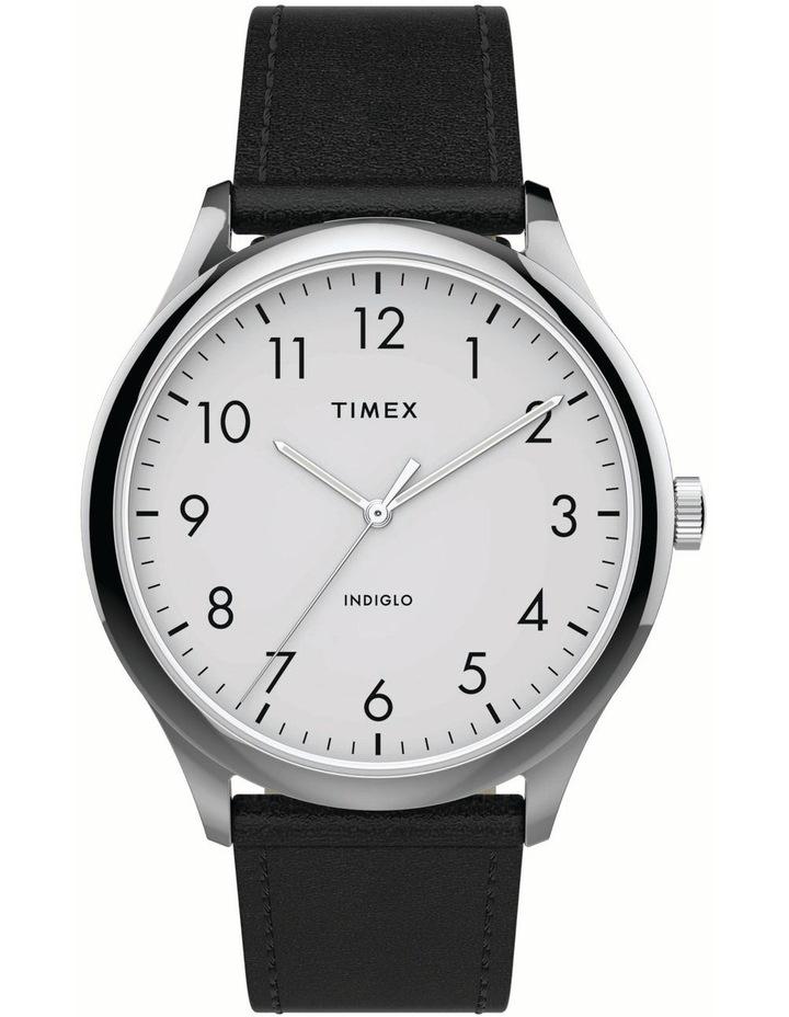 Timex TW2T71800 Easy Reader Black Watch image 1