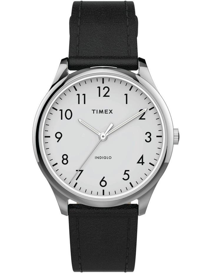 Timex TW2T72100 Easy Reader Black Watch image 1