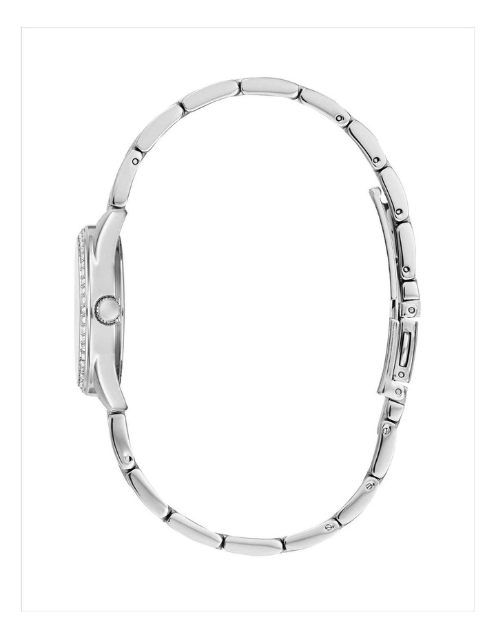 Guess W1273L1 Micro G Twist Stones Silver Bracelet image 2