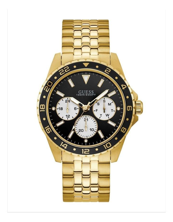 Guess W1107G4 Odyssey Gold Bracelet image 1