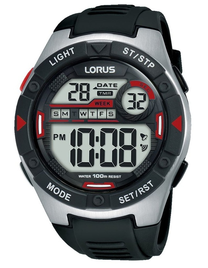 Mens Digital Sports Watch Lorus R2393MX-9 image 1