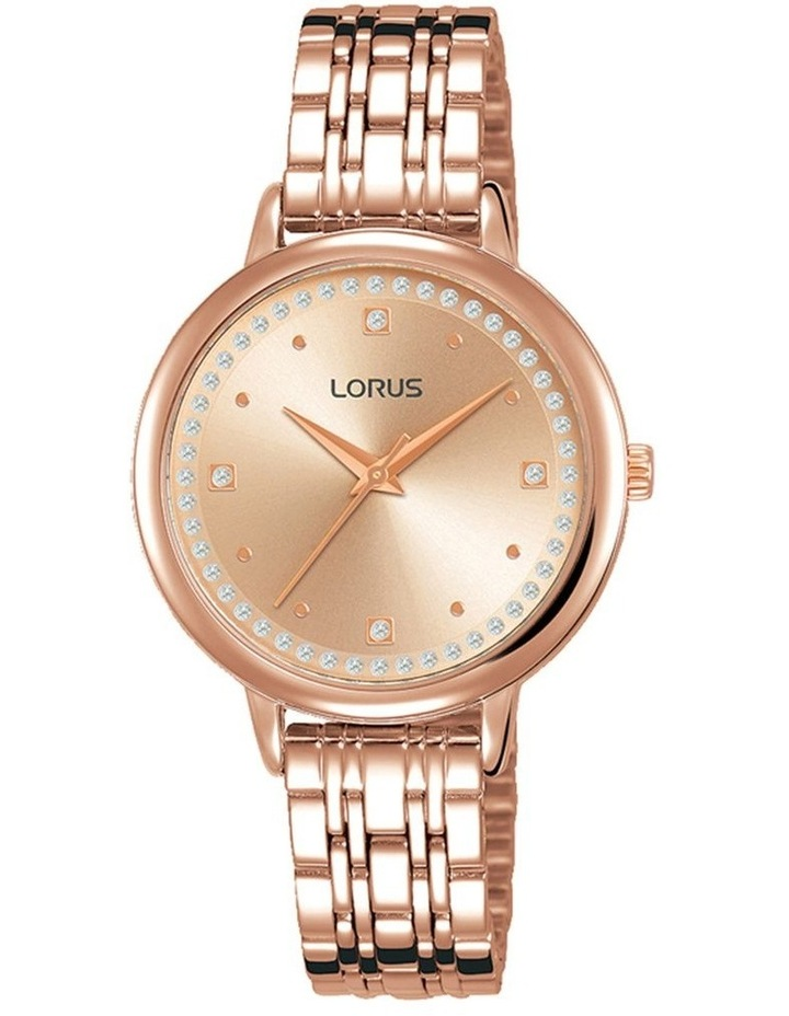 Ladies Rose Dress Watch Lorus RG298PX-9 image 1