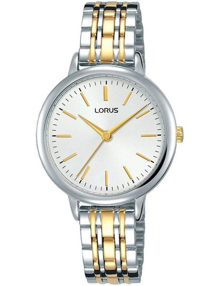 Ladies Two Tone Dress Watch Lorus RG295PX-9 image 1