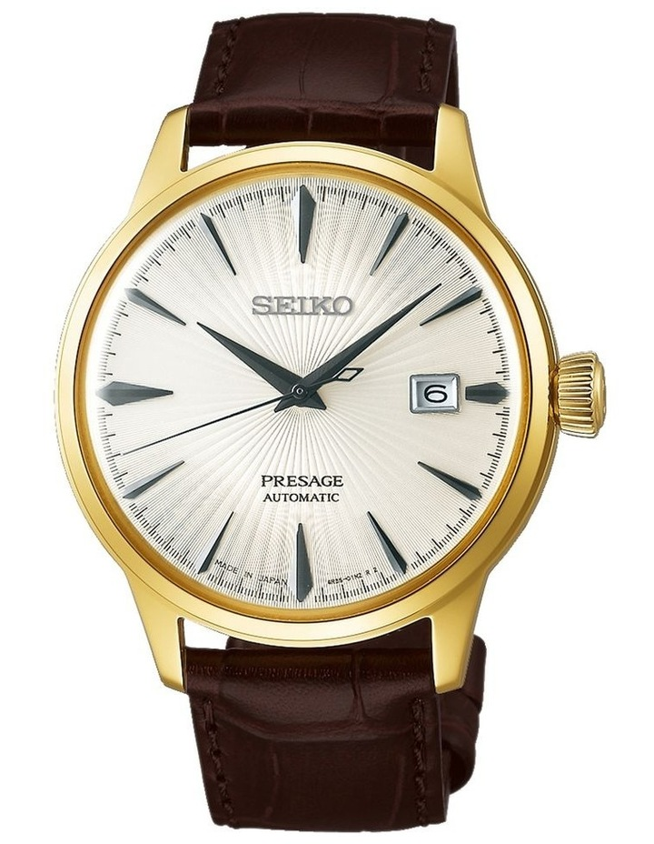 Gents Presage Automatic Dress Watch Seiko SRPB44J image 1