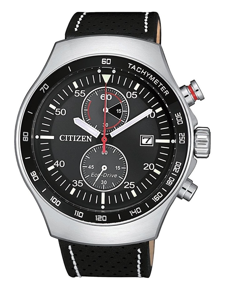 CA7010-19E Chronograph Silver Watch image 1