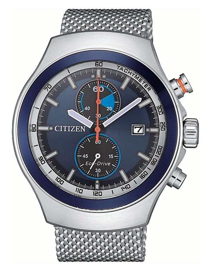 CA7011-83L Chronograph Silver Watch image 1