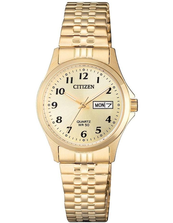 EQ2002-91P Dress Gold Watch image 1