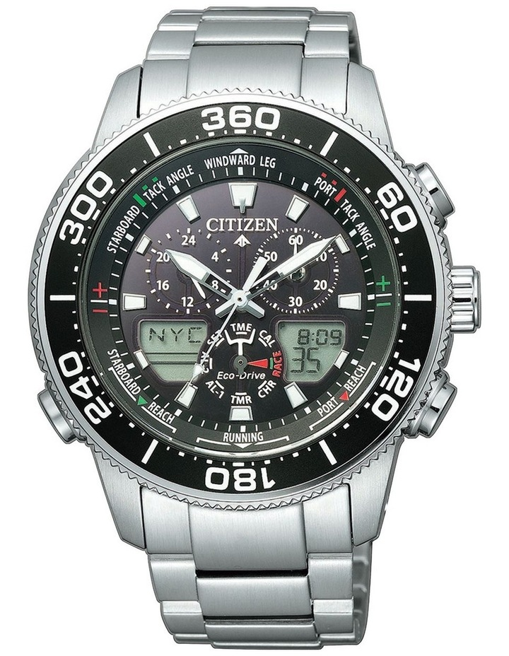 JR4060-88E Promaster Marine Silver Watch image 1