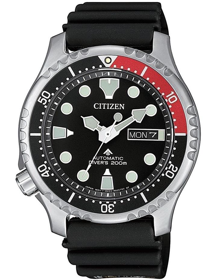NY0085-19E Automatic Silver Watch image 1