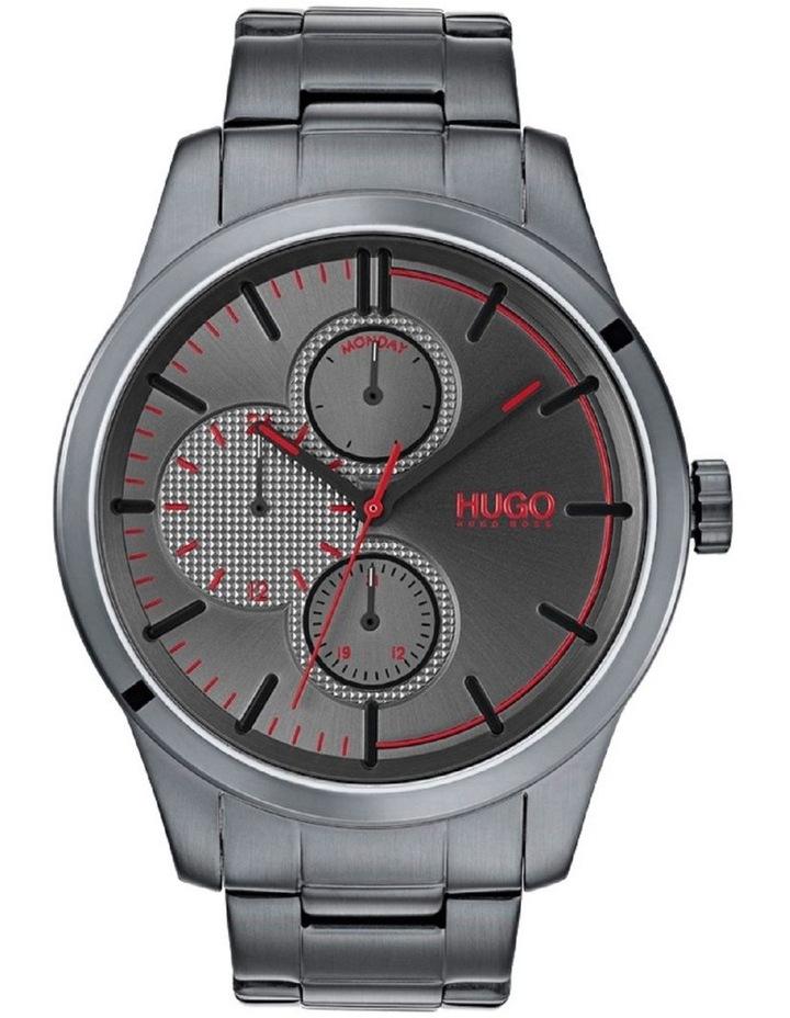 HUGO 1530088 Discover Grey Watch image 1