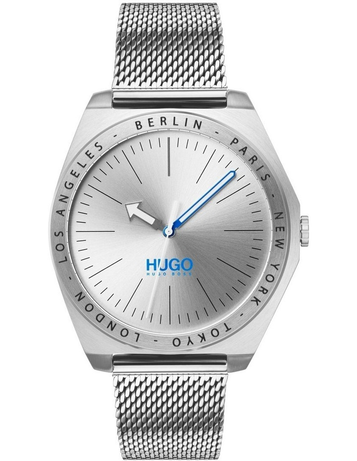 1530107 Act Silver Watch image 1