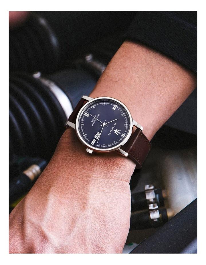 R8851130003 Eleganza Maserati Blue Watch image 5