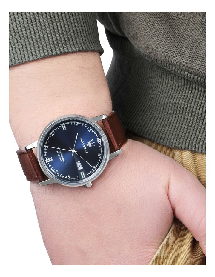 R8851130003 Eleganza Maserati Blue Watch image 6