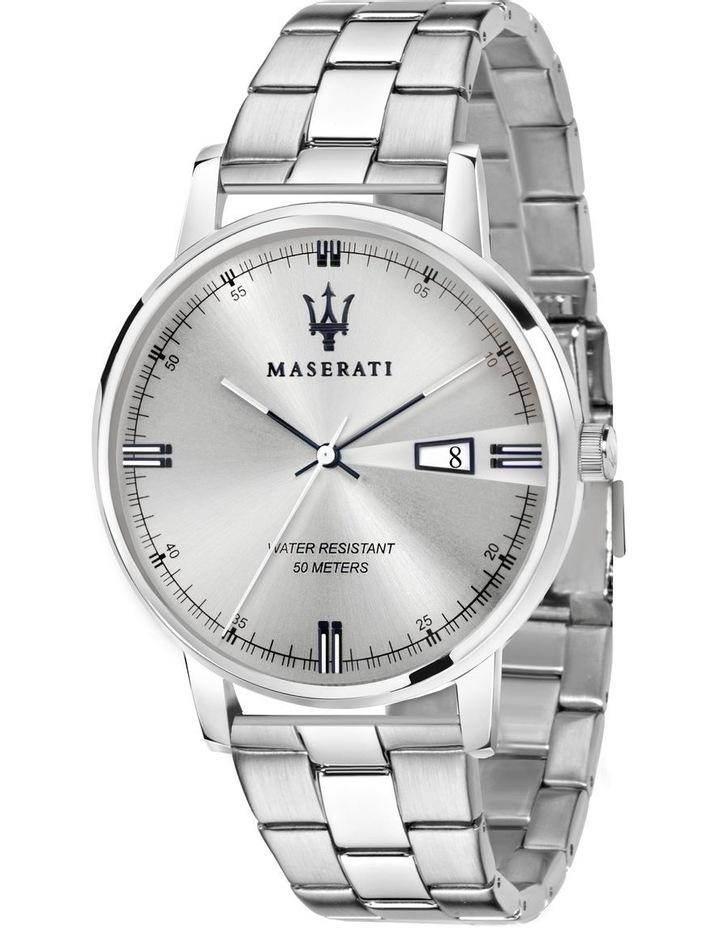 R8853130001 Eleganza Maserati Silver Watch image 1