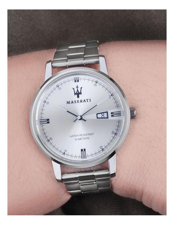 R8853130001 Eleganza Maserati Silver Watch image 5