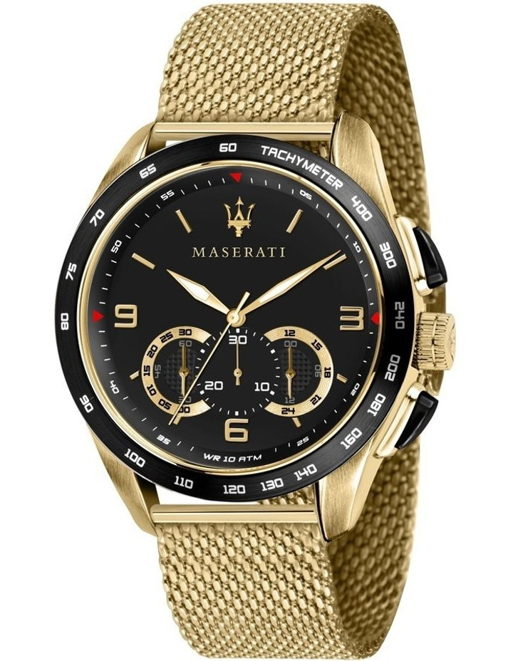 R8873612010 Traguardo Gold Watch image 1