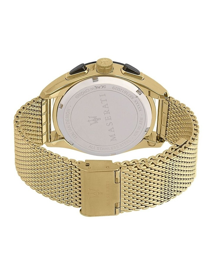 R8873612010 Traguardo Gold Watch image 2