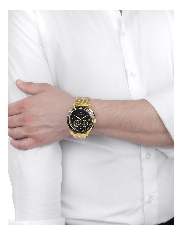 R8873612010 Traguardo Gold Watch image 5