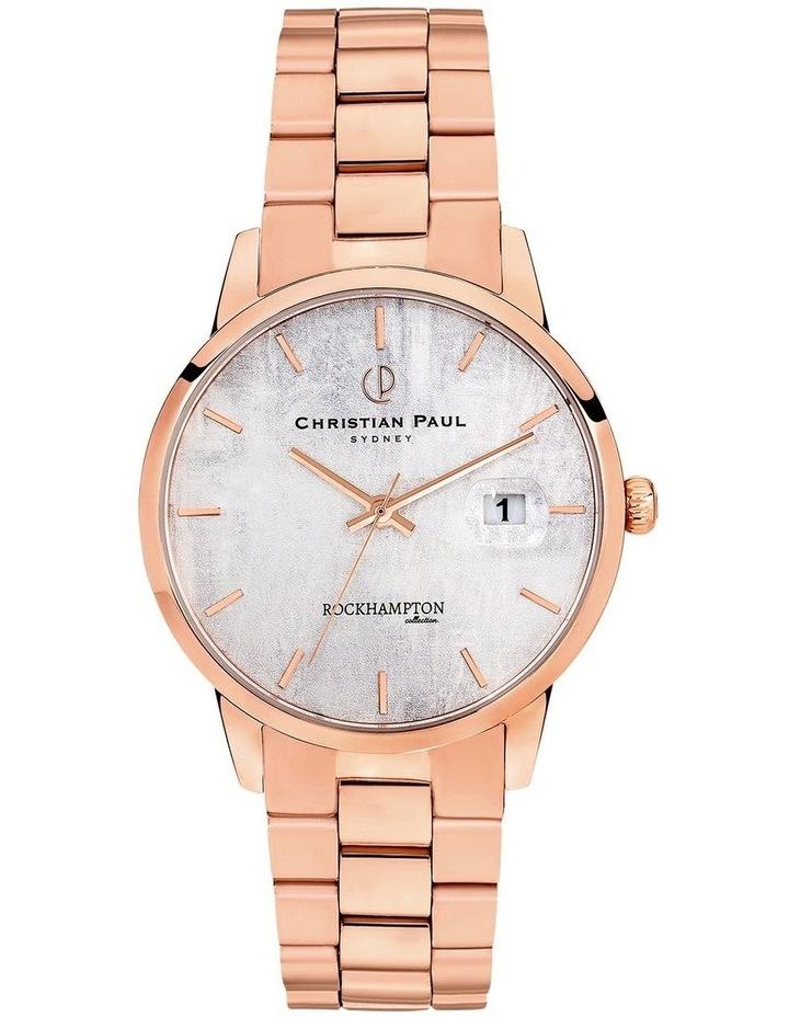 RHC4033 Rockhampton Rose Gold Watch image 1