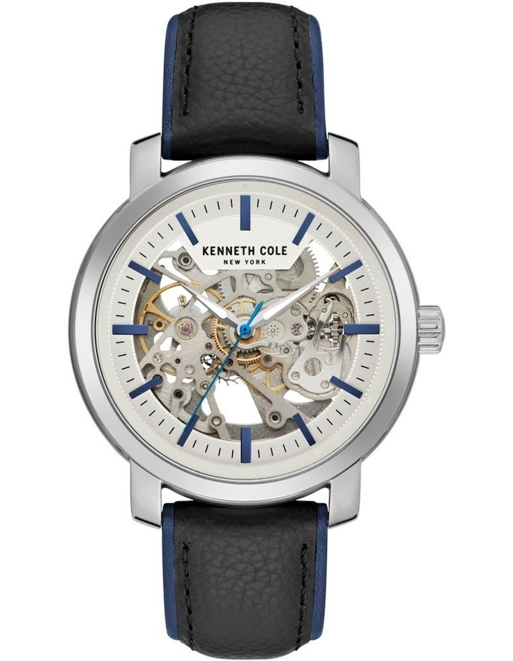 KC50776001 Skeleton Automatic Mens SS Watch image 1