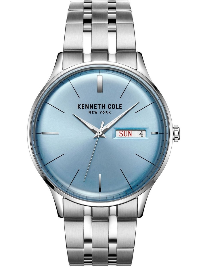 KC50589019 Classic Mens Stainless Steel Watch image 1